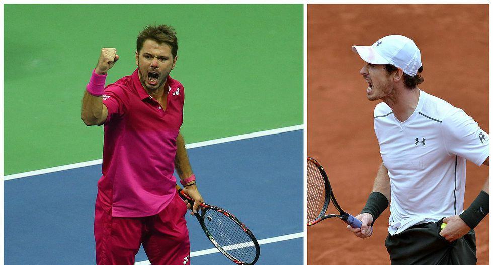 Ranking ATP: Stan Wawrinka es el número 3 y se acerca a Andy Murray