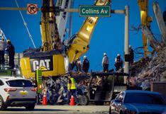 Identifican a 97 víctimas mortales del derrumbe en Miami