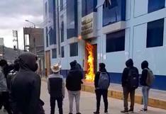Huancavelica: Ola de violencia durante protesta estudiantil