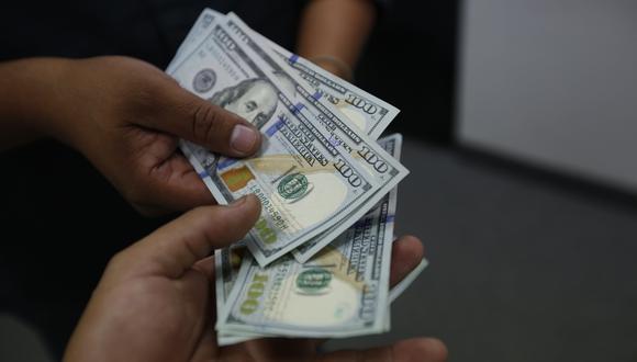 En el mercado paralelo o informal, el tipo de cambio se cotizaba a S/ 3.562 la venta y S/ 3.530 la compra. (Foto: GEC)