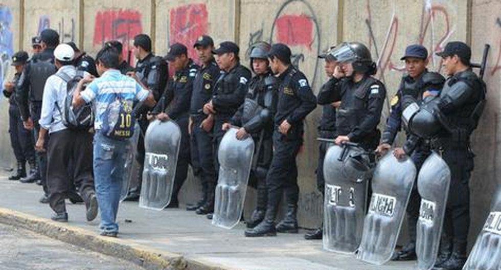 Guatemala: Menor de edad fallece en enfrentamiento de barras