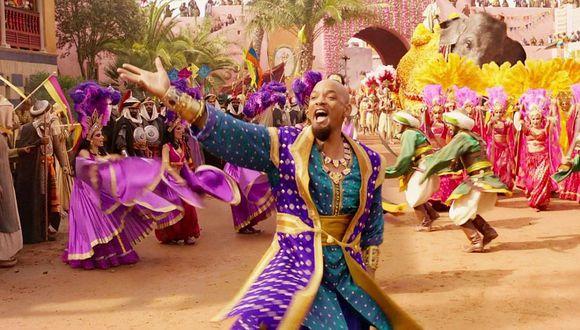 """Aladdin"": Liberan la icónica canción con Will Smith de protagonista (VIDEO)"