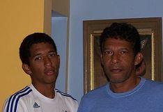 Rojinegro Vidales recordó a su padre