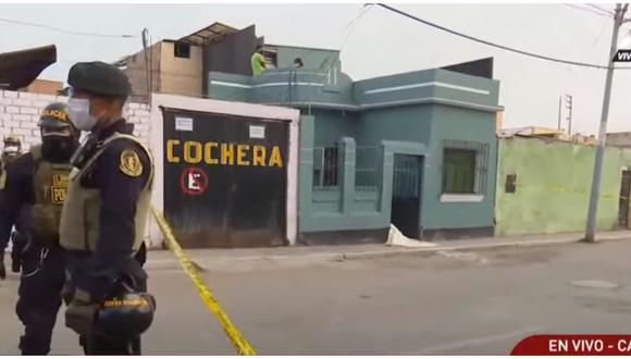 Asesinan a balazos en Bellavista a un adolescente de 13 años. (Foto: ATV+)
