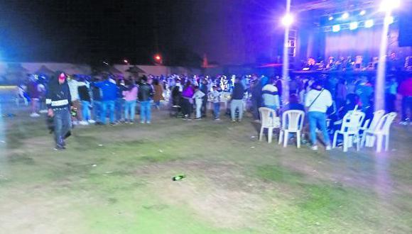 Policía informó que en reciente megaoperativo se intervino a 2,000 covidiotas en locales donde se consumía alcohol y no se respetaba distanciamiento.