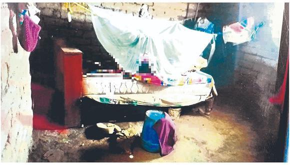 Asesinan a una anciana en su vivienda para robarle S/ 3,200 de la venta de sus animales