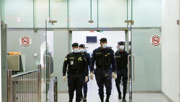 Hasta ahora, en Moscú fueron registrados seis casos de coronavirus. Uno de los pacientes recibió el alta este sábado. (Foto referencial: AFP)
