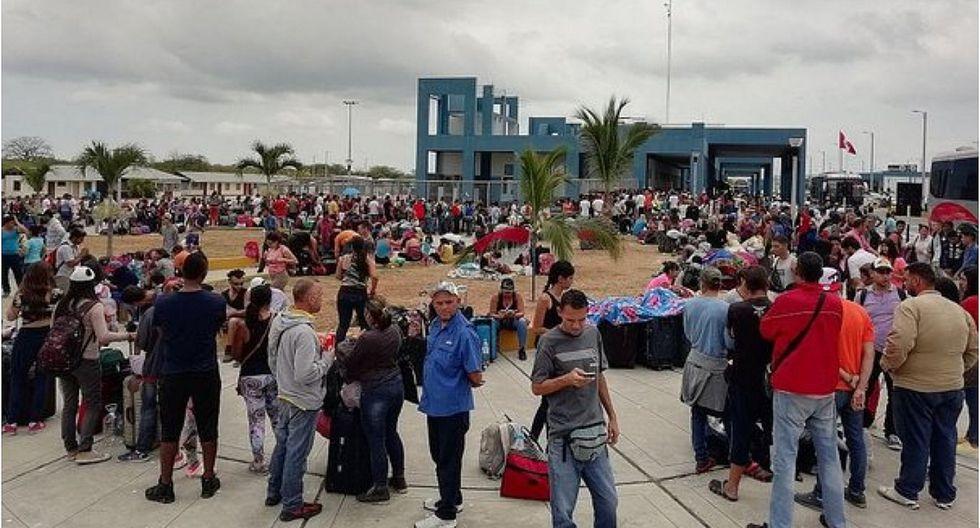 Mañana vence plazo para que venezolanos puedan entrar al país sin visa