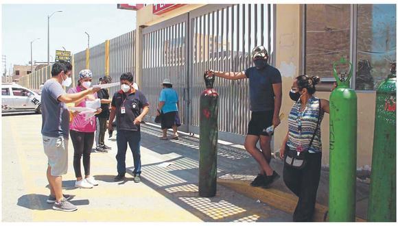 Exprocurador regional, Amado Rodríguez Monteza, fallece víctima del virus en Hospital de La Victoria donde estaba internado.