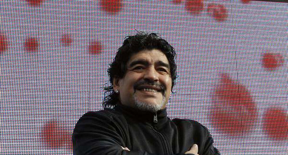 """Maradona sobre Messi: """"es un gran chico, pero yo creo que he sido el mejor"""""""