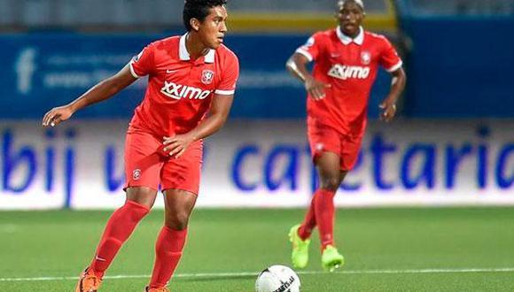 """Renato Tapia: """"No voy a parar hasta volver a la Premier League"""""""