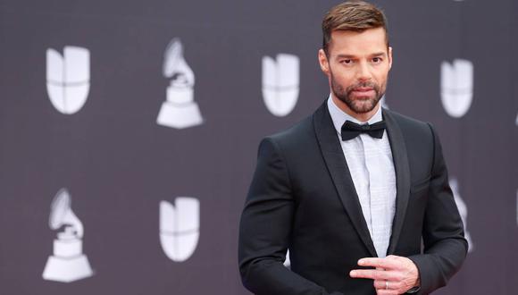 """El cantante puertorriqueño mostró cómo reaccionó tras conocer la noticia de que su disco """"Pausa"""" ganó en la categoría Mejor Álbum Vocal Pop."""