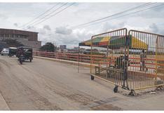 Tumbes: Disminuye presencia militar en línea de frontera