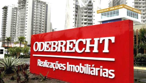 Odebrecht quedó inhabilitado y no podrá contratar con el Estado por tres años