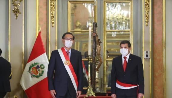 Jorge Luis Chávez Cresta: conoce el perfil del nuevo ministro de Defensa, en reemplazo de Walter Martos