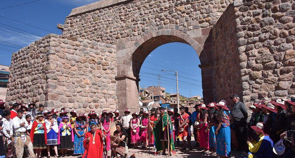 Cusqueños recorren el antiguo Qhapaq Ñan o Camino Inca (FOTOS)
