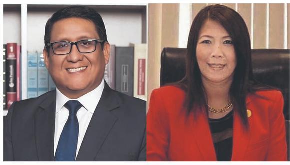Héctor Ventura Ángel y María Cordero Jon Tay, ambos de Fuerza Popular, representarán a la región Tumbes.