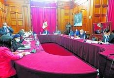 Congreso: Comisión Especial del TC rechaza 4 pedidos de reconsideración sobre evaluación curricular