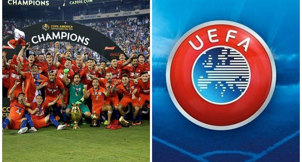 UEFA acepta duelo entre campeón de la Eurocopa y Copa América