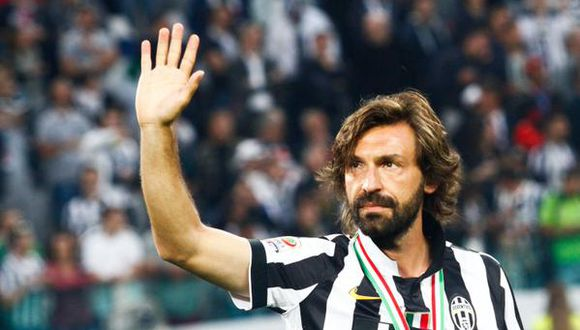 Andrea Pirlo abandona Juventus para jugar en Nueva York