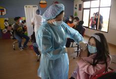 Vacunación de 12 a 17 años iniciará en Junín una vez ordenanza sea promulgada en El Peruano