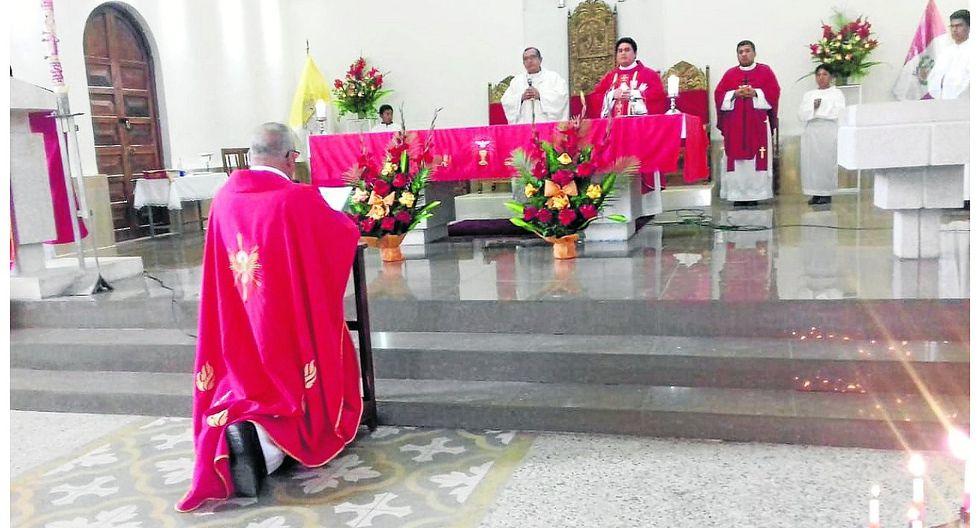 Cardenal Barreto designa párroco venezolanoen distrito de Hualhuas