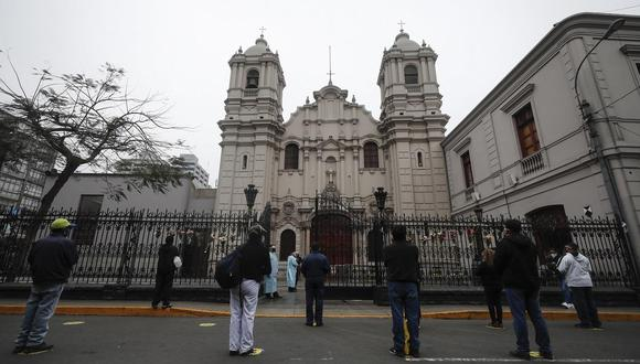 El presidente de la República informó a inicios de octubre que se mantiene conversaciones con representantes de la Iglesia para evaluar la posibilidad que las parroquias reabran en noviembre. (Foto: GEC)