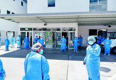 Pasco: Suman 8 profesionales del hospital Carrión contagiados con el COVID-19