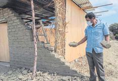 Piura: Intervendrán solo 18 distritos afectados por el sismo de 6.1