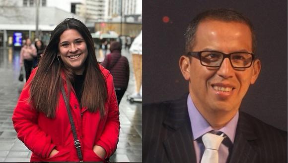 Daniel Peredo: Esposa de Renato Tapia reveló tierna anécdota sobre periodista (FOTO)