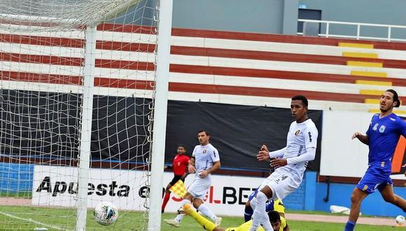 Los  goles fueron celebrados por los jugadores. (Foto: FBC Melgar)