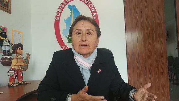 Consejera Prado lanzó fuertes críticas al gobierno de Carlos Rua