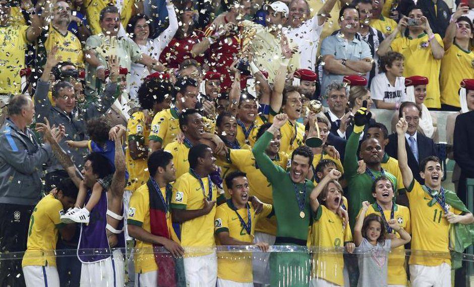 Bloomberg da a Brasil como campeón del Mundial