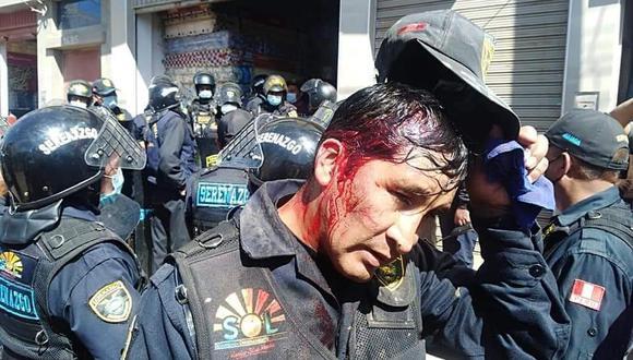 Comerciantes se oponen a reordenamiento en San Román.