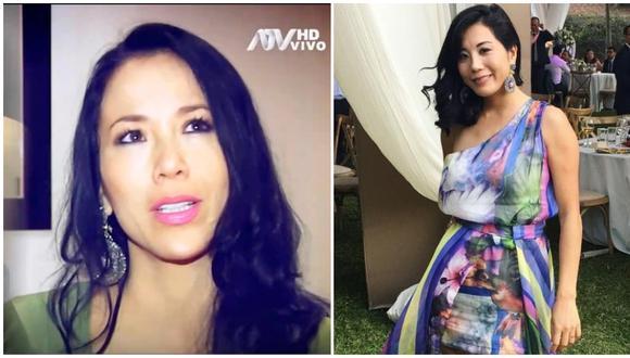 Hermana de Patty Wong se pronuncia sobre denuncia laboral. (Fotos: ATV / Instagram)