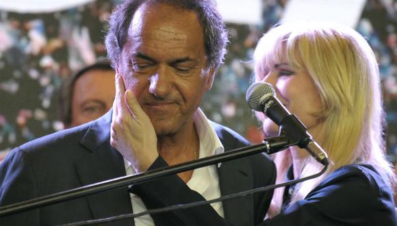 Argentina: Daniel Scioli aceptó su derrota ante Mauricio Macri