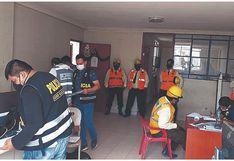 Empresa de seguridad usaba armas ilegales y de policías