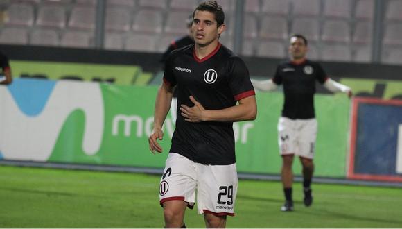 Aldo Corzo fue internado en clínica local tras fuerte choque en clásico con Alianza Lima