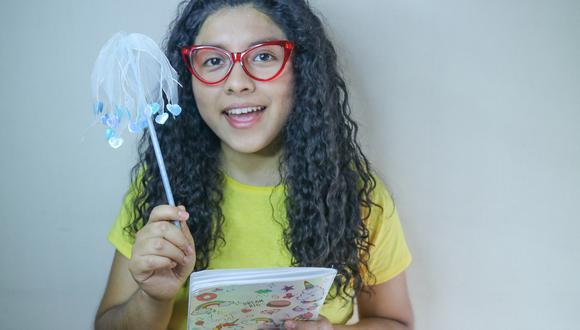 Kuyana tiene 13 años y quiere ser youtuber. A través de videollamadas su abuela le enseña sobre su pasado andino. (Foto: difusión)