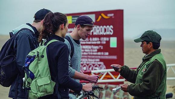 Conservación de la Reserva Nacional de Paracas se da gracias al trabajo del Sernanp y el Consorcio Camisea