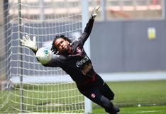 Pedro Gallese prefiere voltear la página y pensar en la visita contra Argentina por Eliminatorias