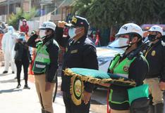 Fallece por coronavirus el jefe de la Divincri de Cusco, Edwin Macedo Cáceres