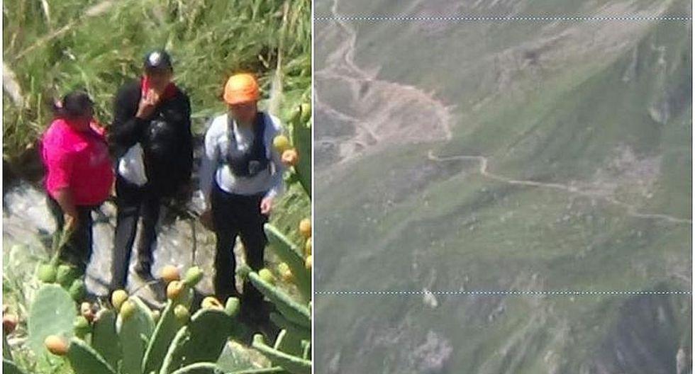 Joven desaparece hace 5 días luego de salir a fortaleza turística en Arequipa