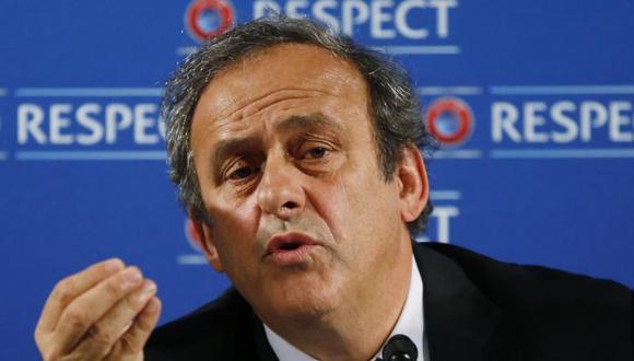"""UEFA pide repetir votación de Qatar 2022 """"a sospecha de corrupción"""""""