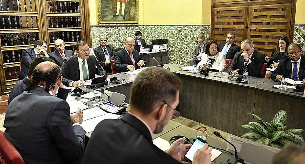 Grupo de Lima rechaza detención de diez diputados en Venezuela