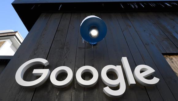 """El gobierno de Estados Unidos inició  un proceso judicial contra Google por mantener un """"monopolio ilegal"""" en las búsquedas y publicidad en internet. (Foto: Fabrice COFFRINI / AFP)"""