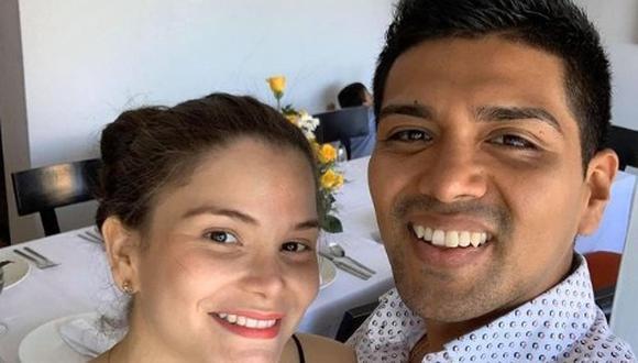 Christian Yaipén sorprendió a la mamá de sus hijos con una romántica cena por su cumpleaños (Instagram)