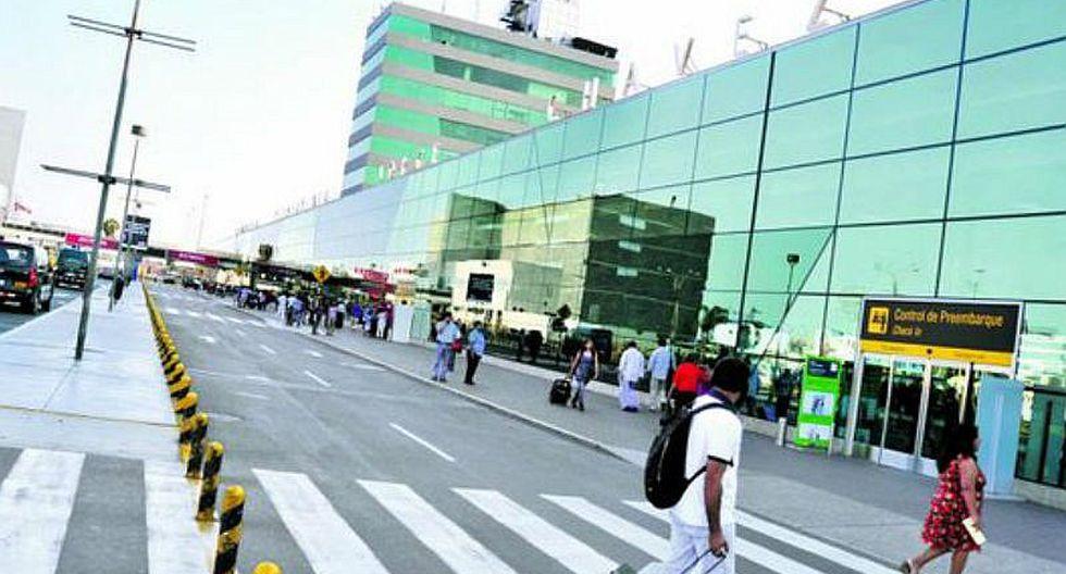 MEF: Adenda para ampliación del aeropuerto Jorge Chávez se firmará en semanas