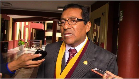 Neptalí Briceño pide sesión para suspensión de Julio Cortez