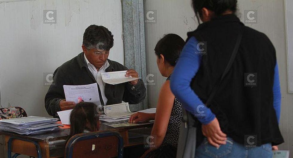 Sobrevaloración en cobro de Apafa en colegios emblemáticos de Arequipa